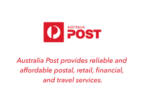 Australia Post has been working with OneView to delight customers since 2017